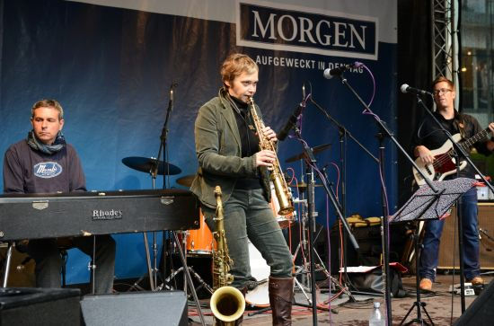 Jazz im Quadrat 2